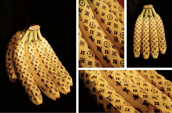 louis vuitton bananas l1 45 Visionary Examples of Creative Photography #11