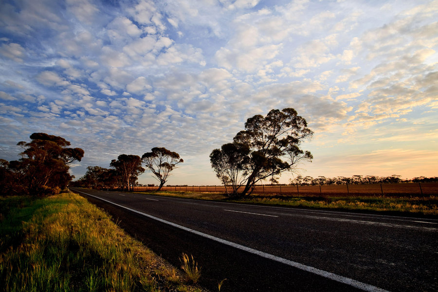 Mallee Clouds