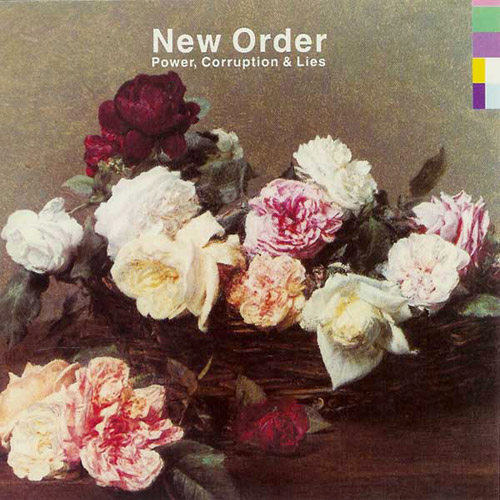 new order What makes a good album cover?