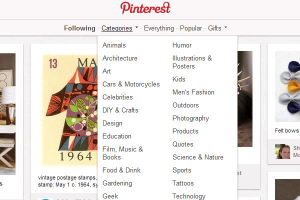 Using Pinterest: 3 Ways To Find Your Niche
