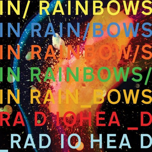 radiohead in rainbows What makes a good album cover?