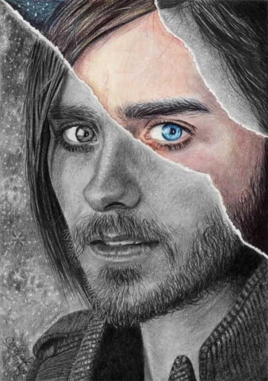 show your true colours by acjub d4ll3h41 35 Mindblowing Realistic Pencil Drawings