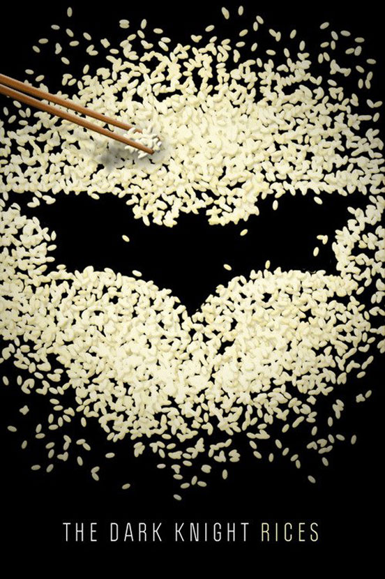 The Dark Night Rices
