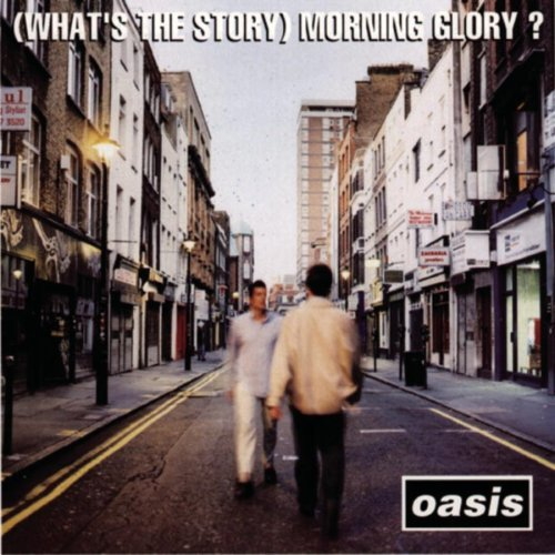 whats the story morning glory What makes a good album cover?
