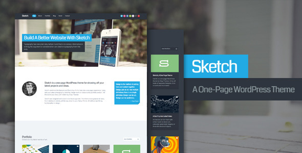 01 themeforest   large preview1 45 Creative Premium WordPress Themes