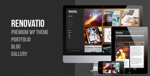 01 preview   large preview32 45 Creative Premium WordPress Themes