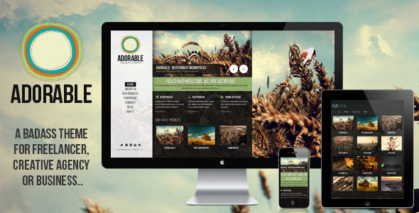 01 preview   large preview7 45 Creative Premium WordPress Themes
