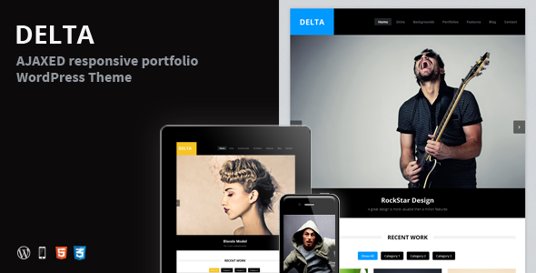01 screenshot   large preview1 45 Creative Premium WordPress Themes