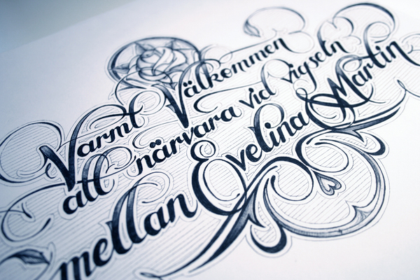 0f345985a8f52615cd152eb8384dd1c6 40 Remarkable Examples Of Hand Lettered Calligraphy