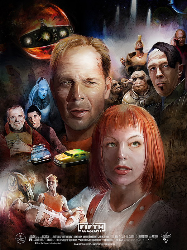 In The Fifth Element