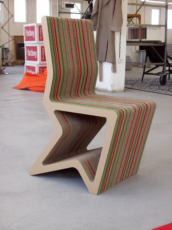 Cardboard Ghery by Konstantin Achkov