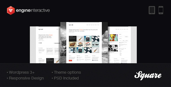 1 preview   large preview1 45 Creative Premium WordPress Themes
