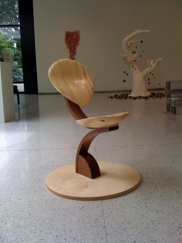 Mino Chair by Jessica Biggs