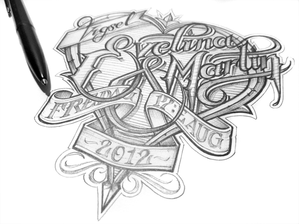 1ac53d639b2704979301a21a5c35fd351 40 Remarkable Examples Of Hand Lettered Calligraphy