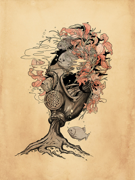 439886 10627703 lz 30+ Surrealistic Illustrations by Nicebleed