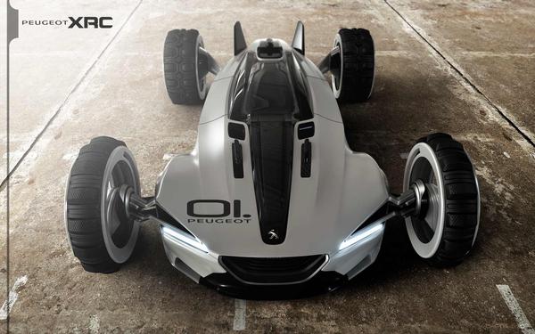 Peugeot XRC