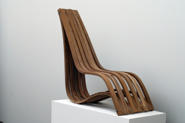 Bent Wood Chair