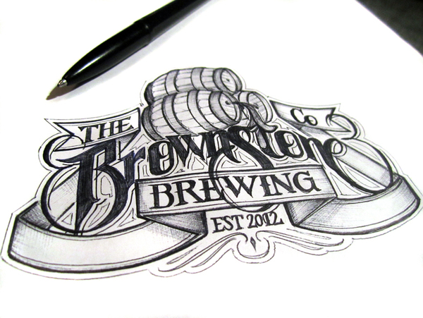 40 remarkable examples of hand lettered calligraphy Calligraphy logo