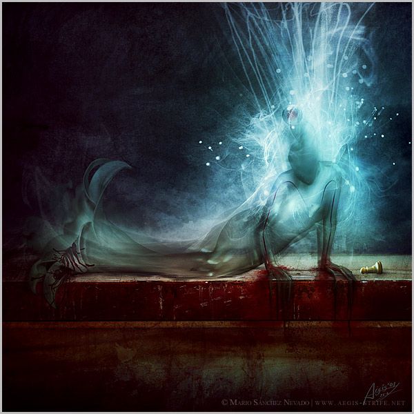 a dying wish by aegis strife1 Outstanding Digital Photo Manipulations by Aegis Strife