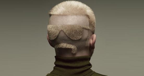Ad Orbite Salon Haircut
