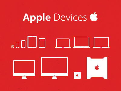 apple iconset preview1 30 High Quality Free Psd Downloads #4