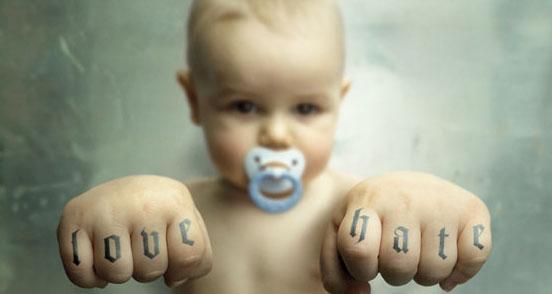Love Hate Baby