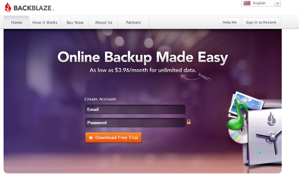 backblaze Online Backup Companies That Feature Unlimited Storage