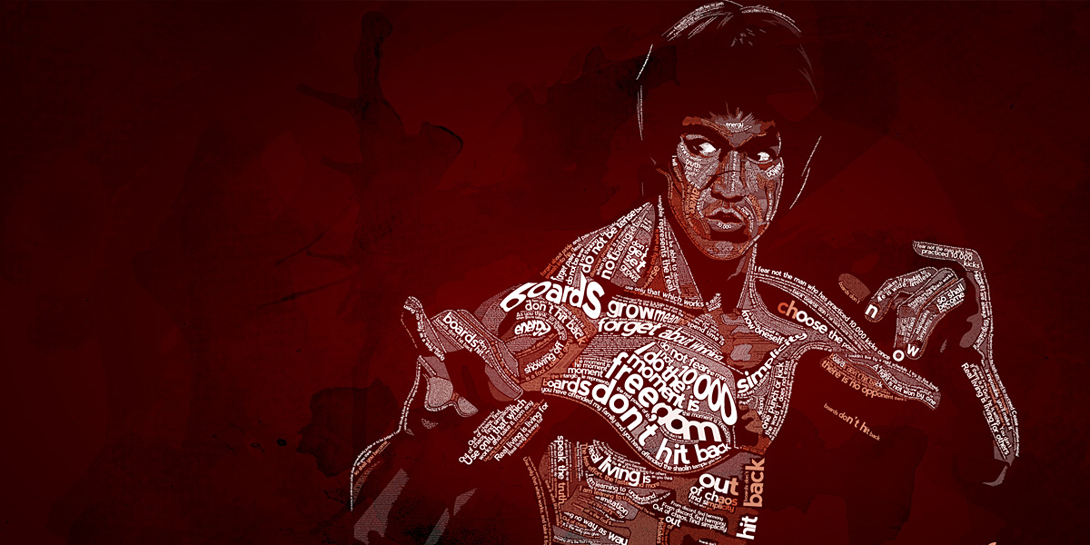 bruce lee l1 40 Free and Beautiful Twitter Covers