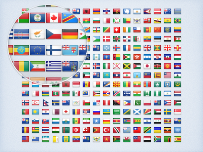 Freaking Fantastic Free Flags by Visual Idiot