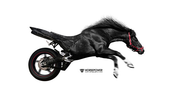 horsepower l1 45 Visionary Examples of Creative Photography #11