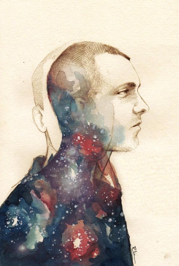 My astronaut