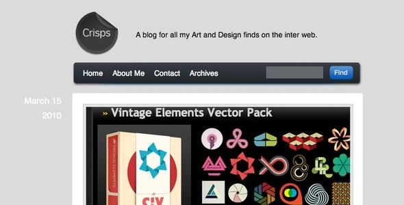 preview   large preview3 55 Elegant and Customizable Tumblr Themes