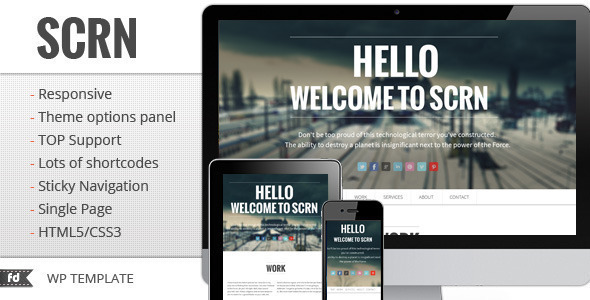 scrn preview   large preview   large preview   large preview1 45 Creative Premium WordPress Themes