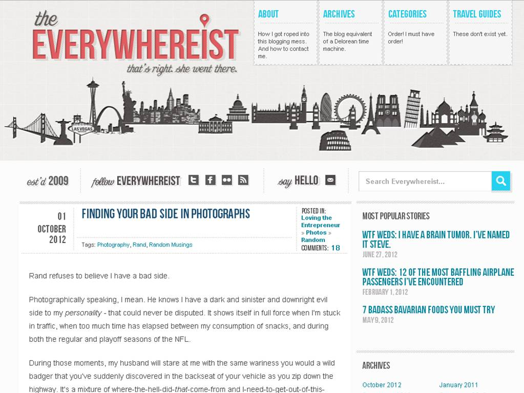 theeverywhereist The Most Innovative Travel Sites
