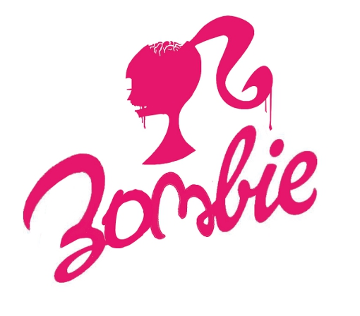 zombie barbie 10 Classic Logos Re imagined for the Zombie Apocalypse