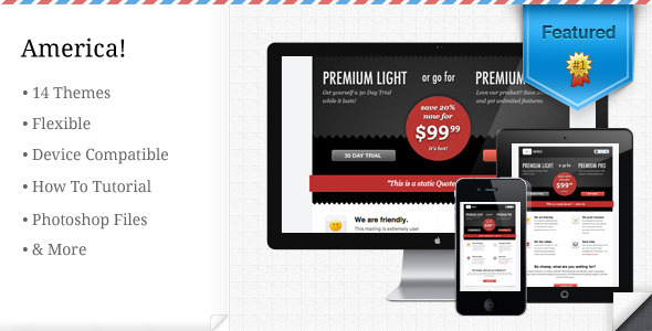America! Web 2.0 Mailing