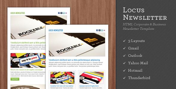 Locus Newsletter