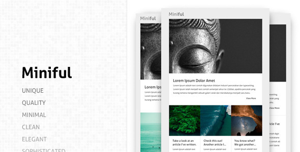 Miniful- A Minimal Email Suite