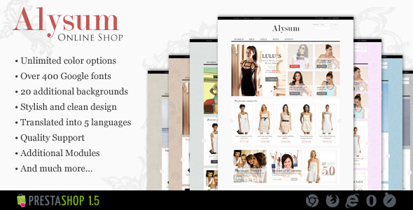 01 preview   large preview32 Clean and Modern E commerce Prestashop Themes