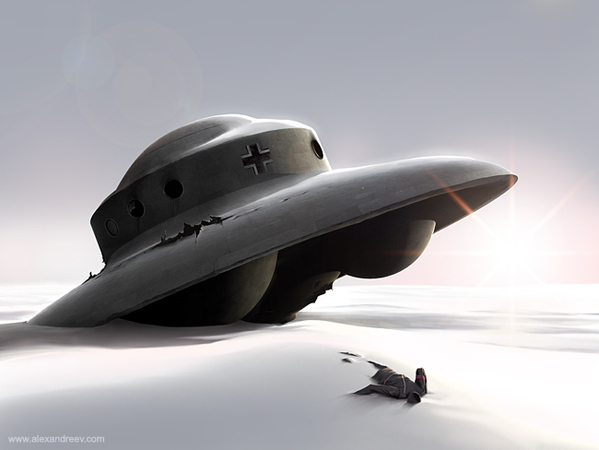 1176891249375446 Separate Reality Paintings by Alex Andreyev
