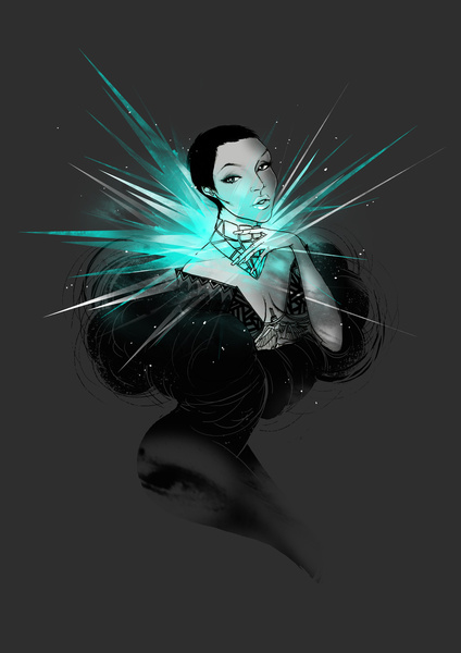 Diamonds. by Anwar Rafiee