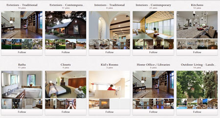 2 10 of the Best Interior Design Boards to Follow on Pinterest