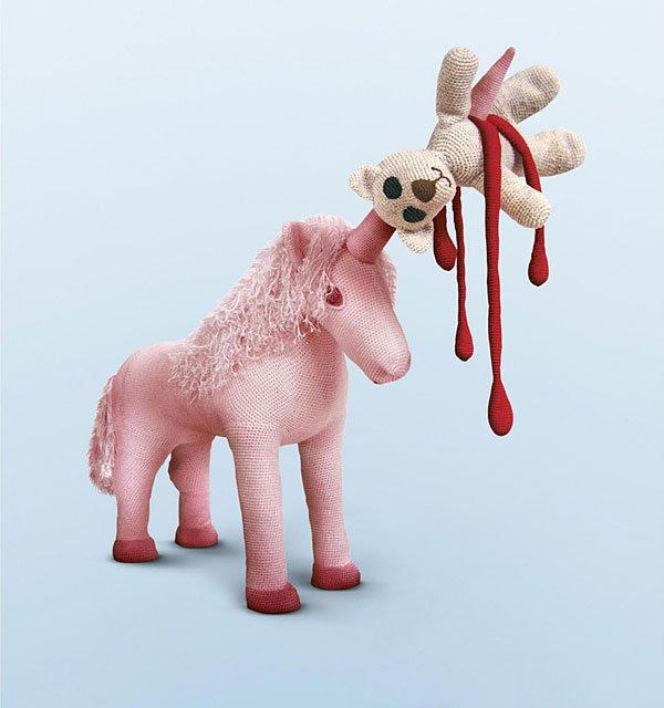 Violent Plush Toys