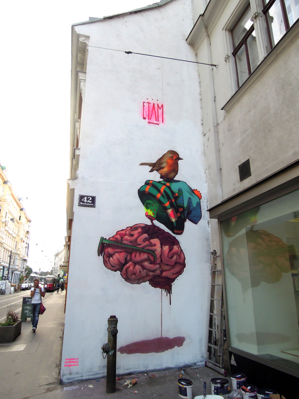 3026c97e76f3aefee22db5d36d6a5d911 Outstanding Street Graffiti by Przemek Blejzyk