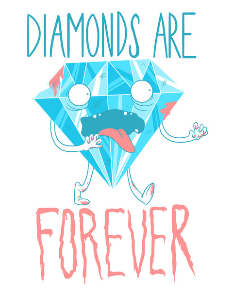 Diamonds Are Forever by Steve Wierth