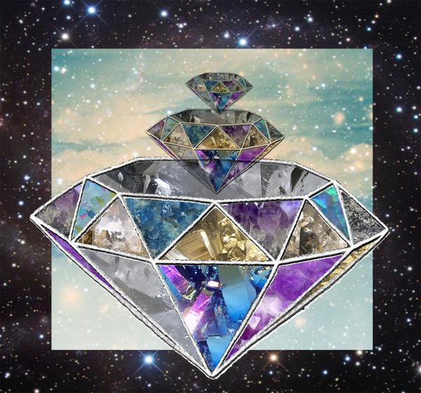Diamonds by Sil-la Lopez