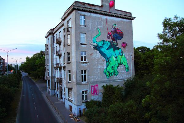 Urban Forms Gallery, Poland