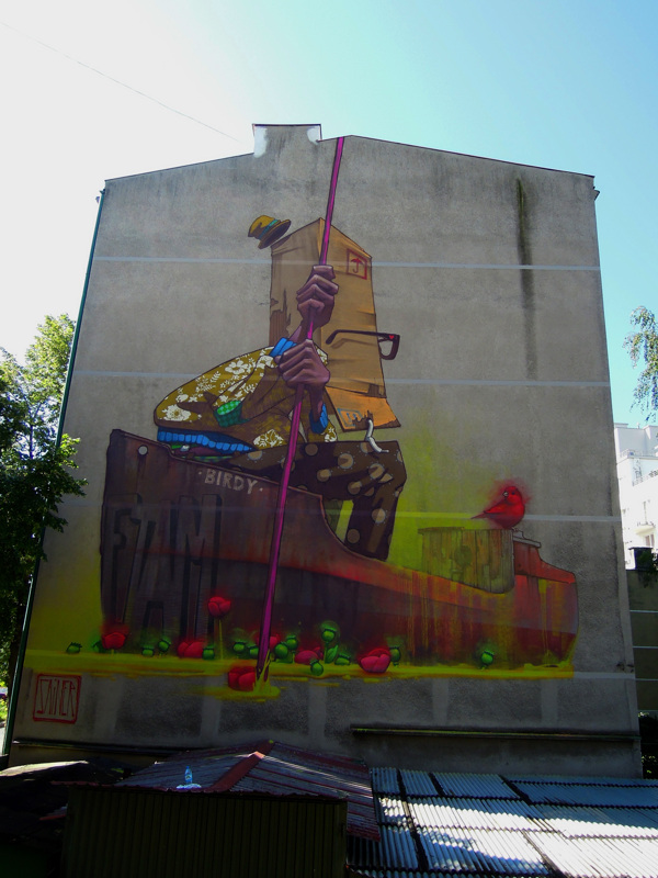 926f735c2e80ccab025ad872474a94601 Outstanding Street Graffiti by Przemek Blejzyk