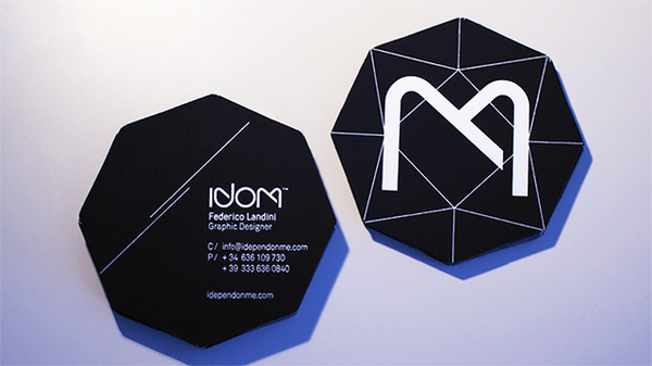 Black Diamond Business Card