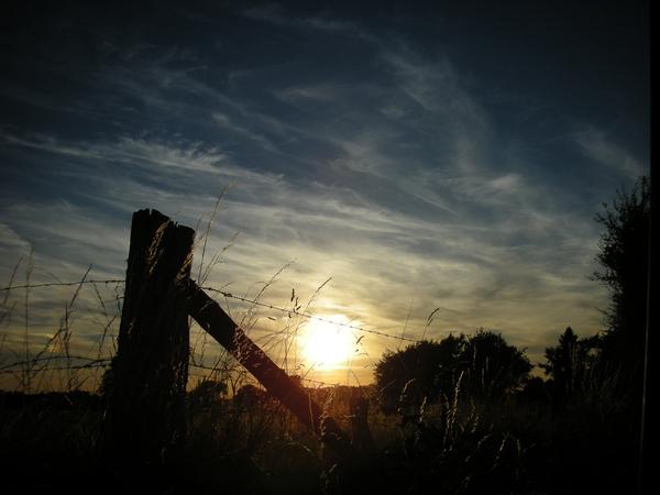 Twilight in Breinig